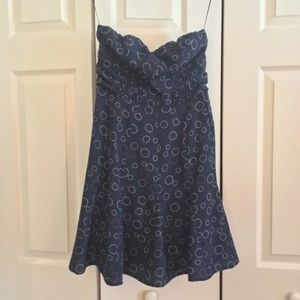 American Eagle Fit and Flare Dress